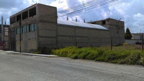 venta de terreno de 1300 m2 en colonia providencia metepec