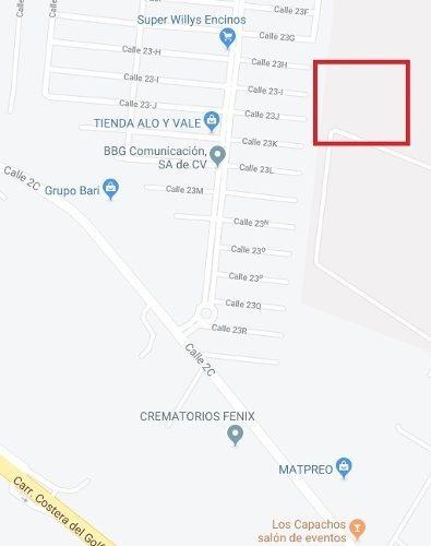 venta de terreno de 3 ha fraccionado y urbanizado en kanasin