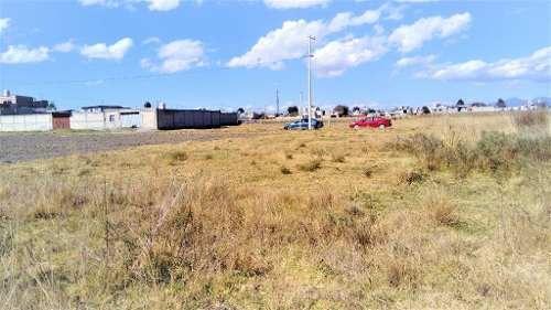 venta de terreno de 500 metros en metepec, entre los residenciales de  condado del valle  y  foresta