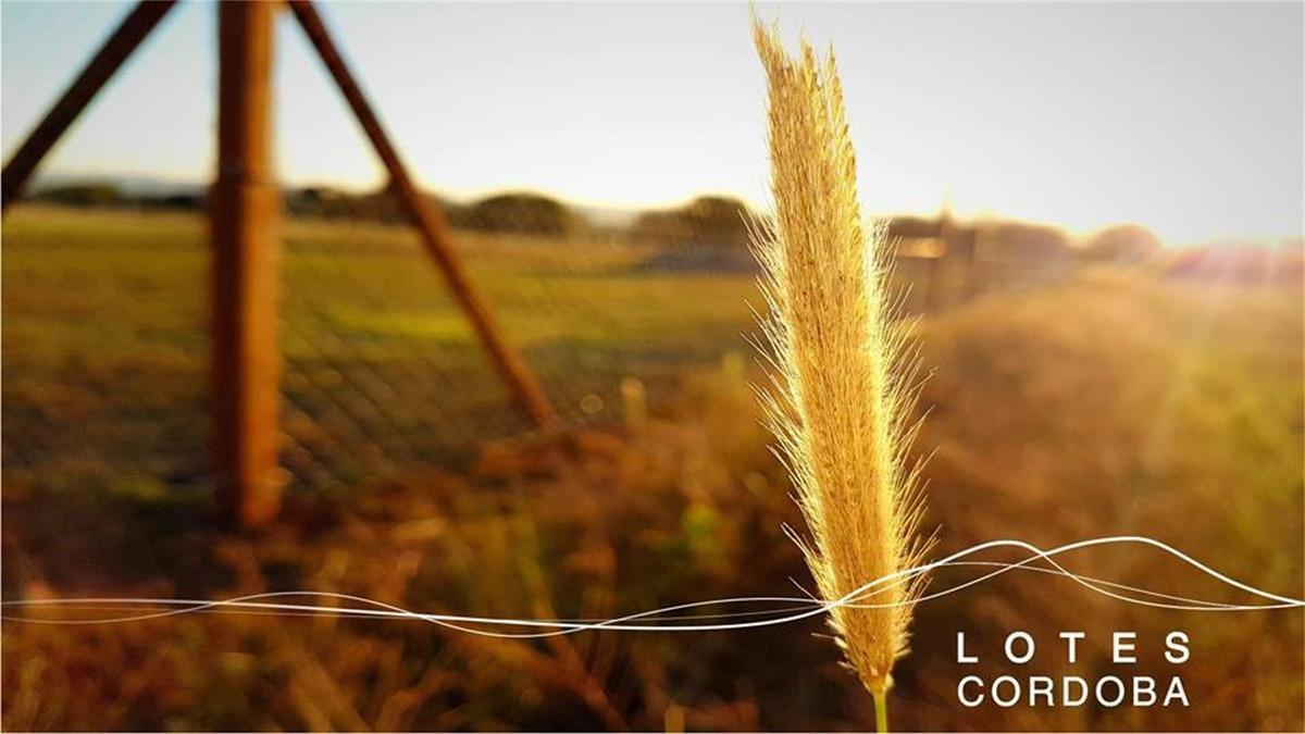 venta de terreno de 750 mts2 en anisacate - còrdoba