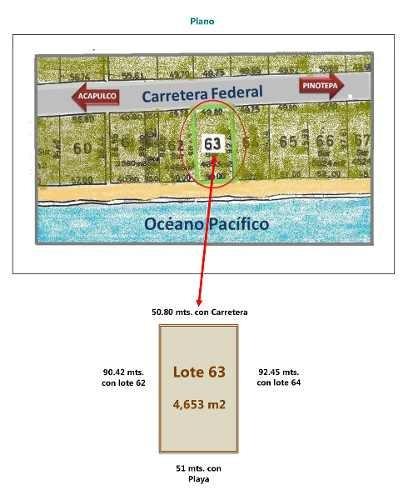venta de terreno de playa en acapulco