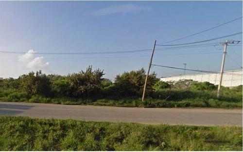 venta de terreno en altamira frente a mexichem