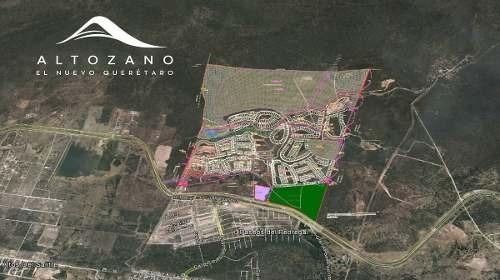 venta de terreno en altozano zona platino