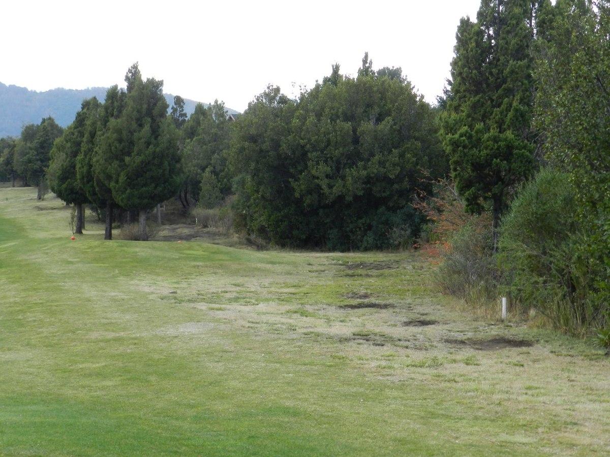 venta de terreno en arelauquen golf & country , bariloche