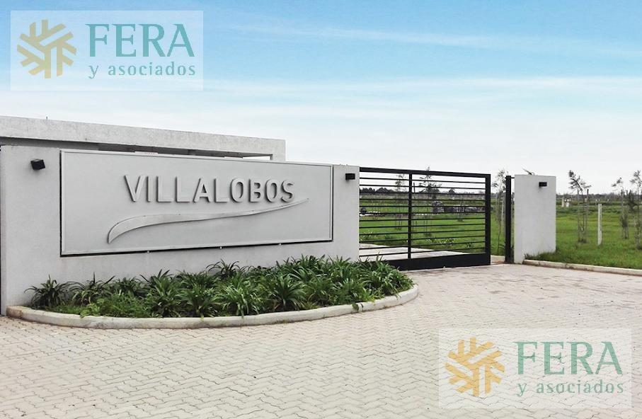 venta de terreno en barrio villalobos en hudson (24718)