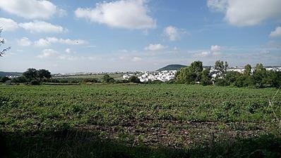 venta de terreno en camino santa rosa jauregui  pie de gallo de 30,000m2