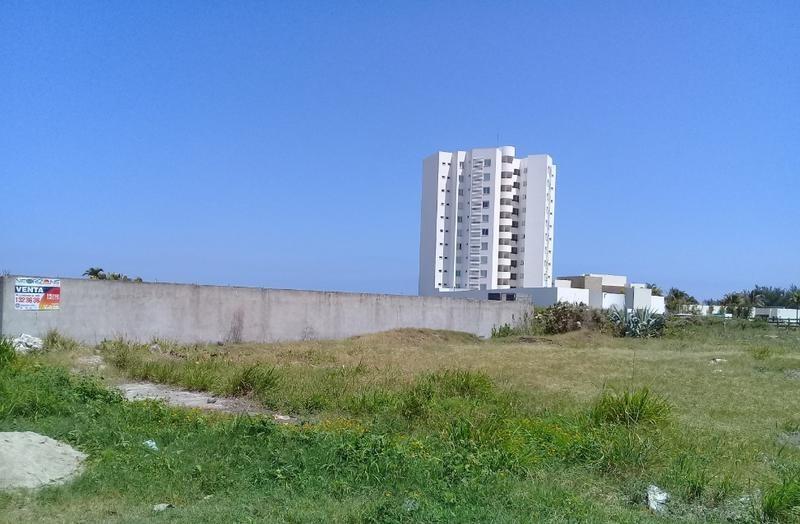 venta de terreno en cd. madero fraccionamiento villas del mar calle villa del mar