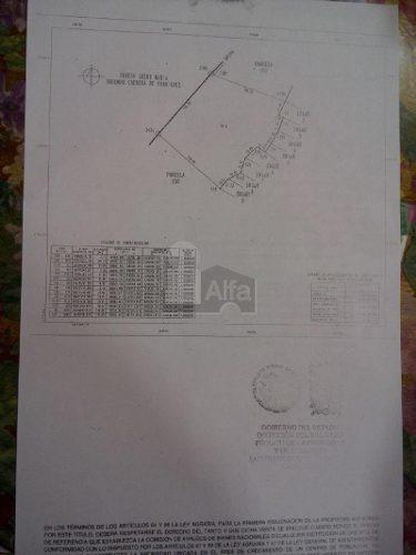 venta de terreno en chiná
