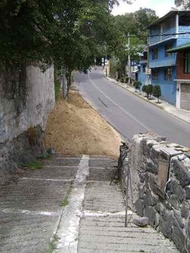 venta de terreno en cuajimalpa