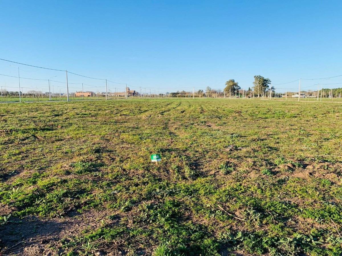 venta de terreno en ecopueblo lote de 300 m2. entrega inmediata.