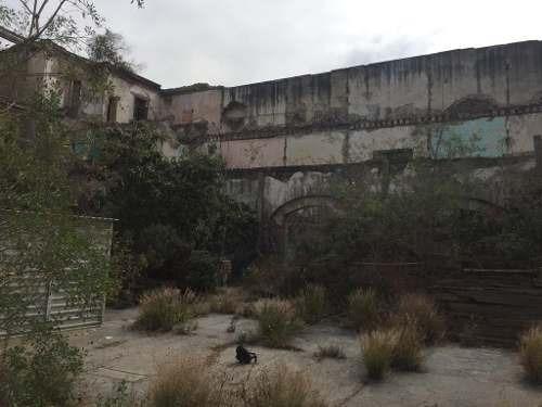 venta de terreno en el centro historico /