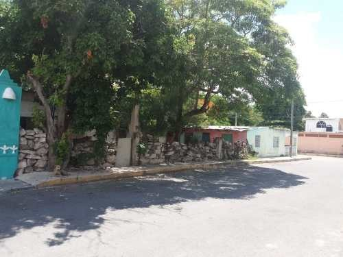 venta de terreno en esquina excelente inversión sm72 cancun