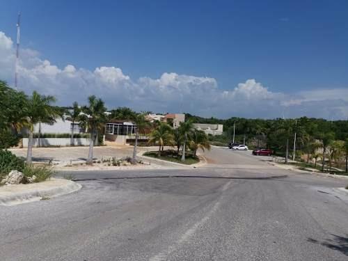 venta de terreno en exclusiva zona residencial de la ciudad de campeche