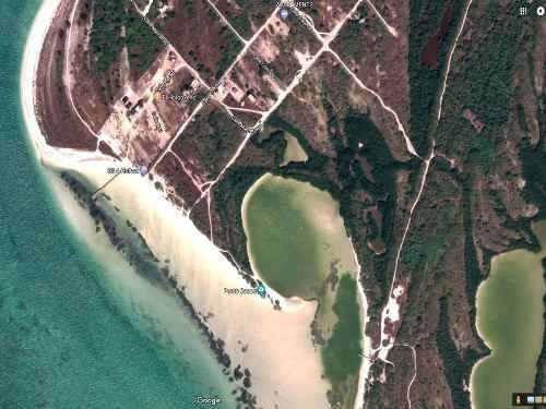venta de terreno en holbox frente al mar