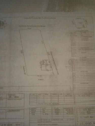 venta de terreno en hunucma con casita