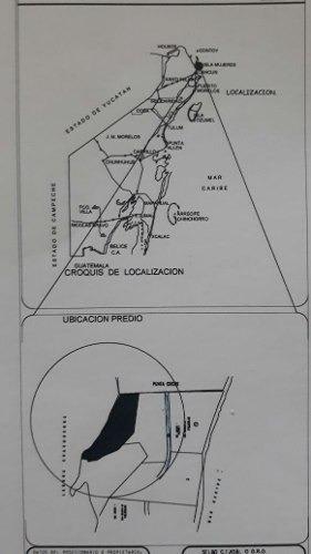 venta de terreno en isla blanca de 21 hectáreas.
