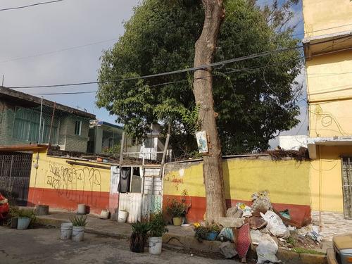 venta de terreno en iztapalapa, san antonio culhuacán