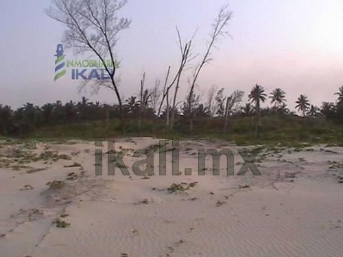 venta de terreno en la playa de tuxpan veracruz, 6600 m² con 50 m. de frente al mar, venta de terreno en tuxpan veracruz ubicado en la playa de tuxpan en el predio rustico denominado isla de los potr