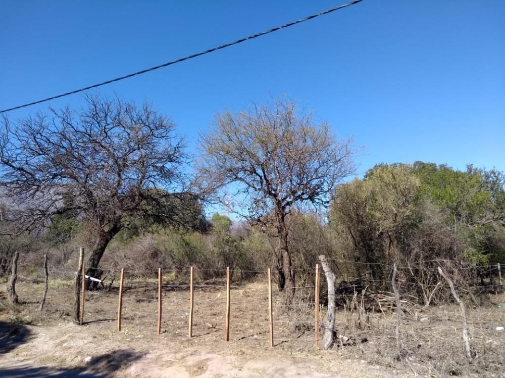 venta de terreno en la poblacion san javier