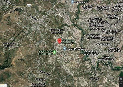 venta de terreno en lomas de angelopolis zona atlixcayotl y periferico