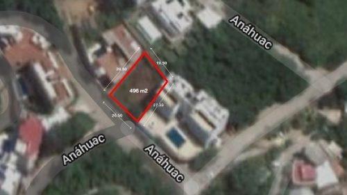 venta de terreno en lomas de costa azul, acapulco