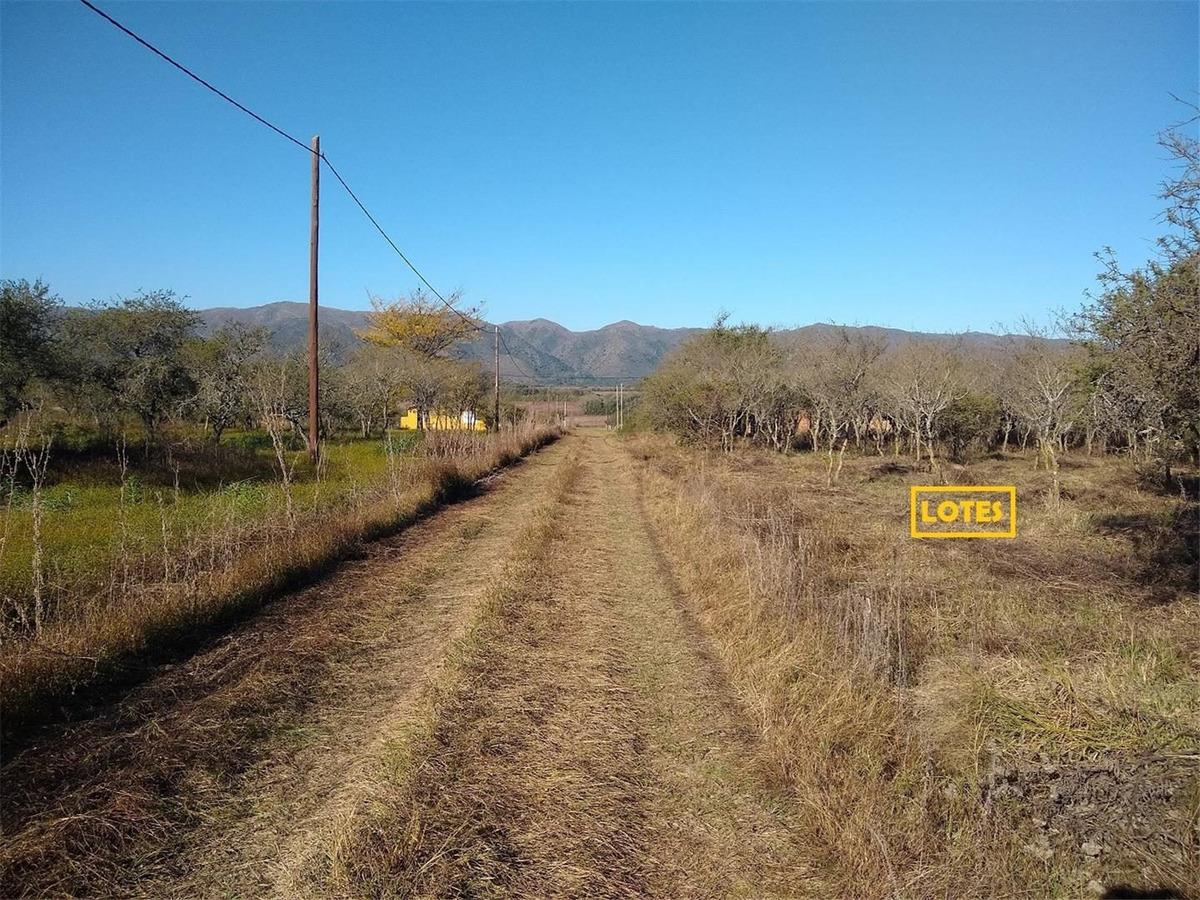 venta de terreno en los reartes de calamuchita