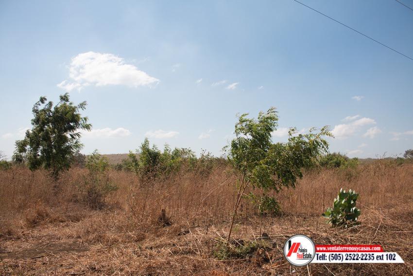 venta de terreno en managua