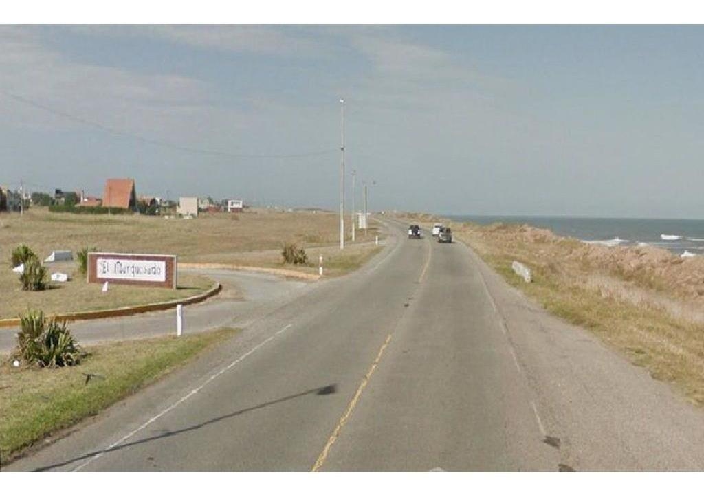 venta de terreno en marquesado a 4 cuadras del mar