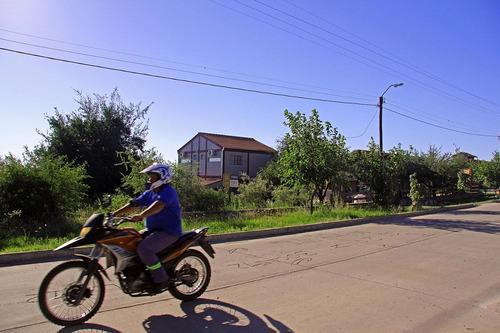 venta de terreno en merlo san luis calle mercau comercial