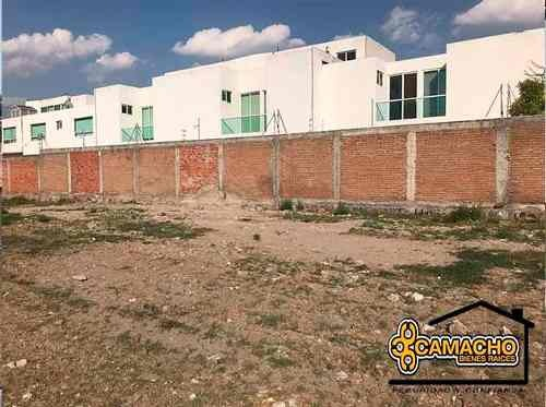 venta de terreno en morillotla opt-0184