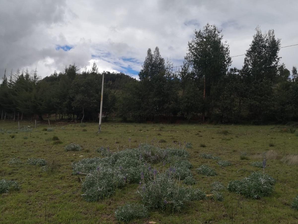 venta de terreno en namora / casa de campo o para siembra