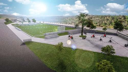 venta de terreno en nuevo parque industrial