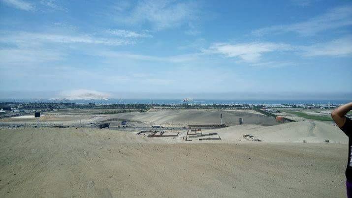 venta de terreno en panamericana sur asia