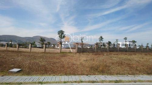 venta de terreno en parque anahuac, lomas de angelopolis