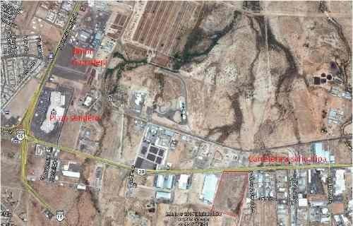 venta de terreno en parque industrial