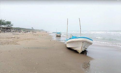venta de terreno en playa hermosa pueblo viejo, ver.