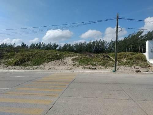 venta de terreno en playa miramar blvd. costero, cd. madero, tam.