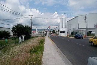 venta de terreno en polígono empresarial santa rosa jáuregui  de 4,000m2