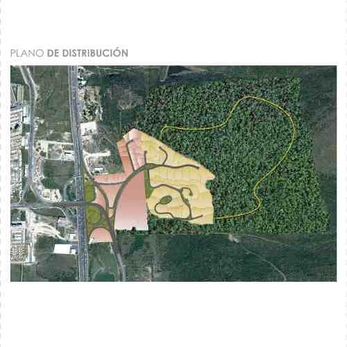 venta de terreno en puerta norte uso de suelo habitacional, comercial y de servicios