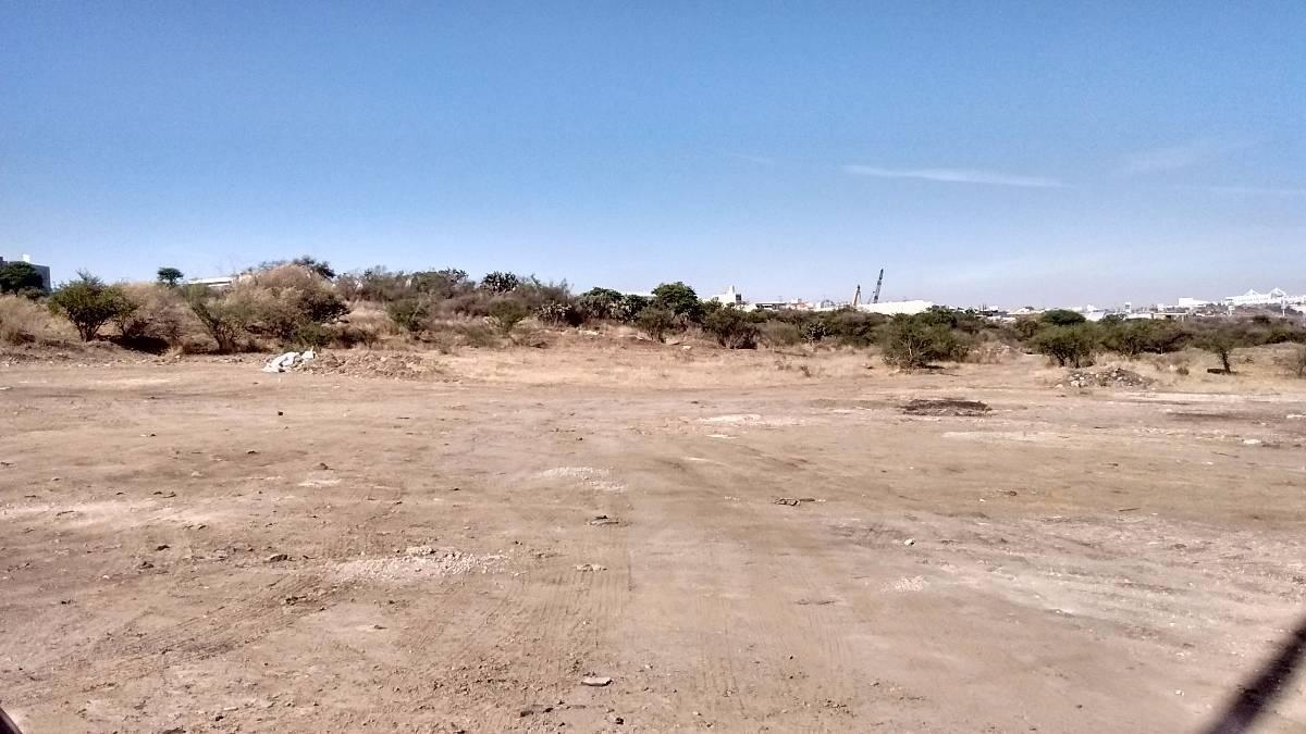 venta de terreno en qro el marqués cerca de ecocentro