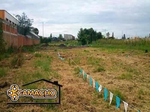 venta de terreno en san andres cholula (opt-0122)