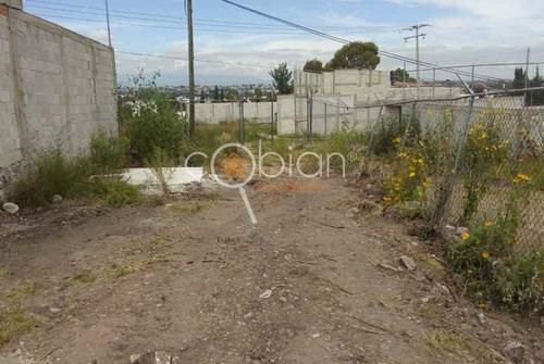 venta de terreno en san francisco totimehuacan