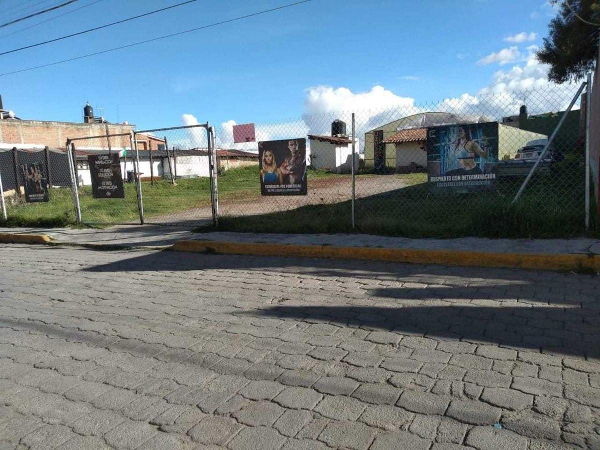 venta de terreno en san miguel totocuitlapilco