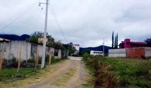 venta de terreno en san pablo etla , oaxaca
