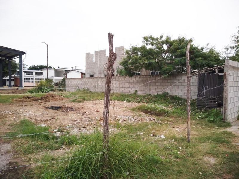 venta de terreno en tampico, col. luis d. colosio