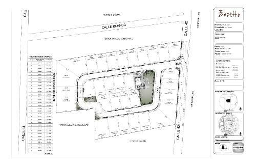 venta de terreno en temozón norte, privada. tv-5872