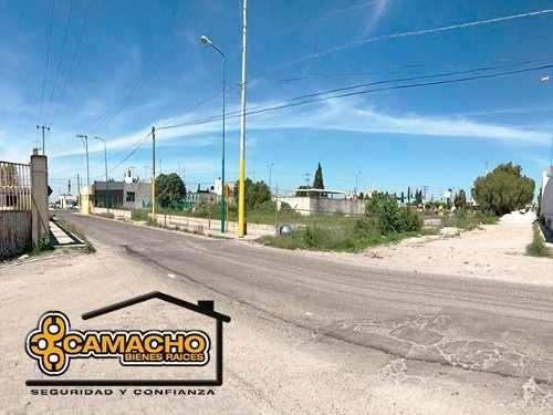 venta de terreno en tepeaca a pie de carretera (opt-0145)
