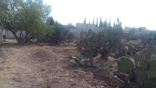 venta de terreno en tizayuca