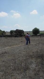 venta de terreno en una o dos partes cerca de carretera internacional