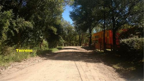 venta de terreno en villa ciudad parque los reartes
